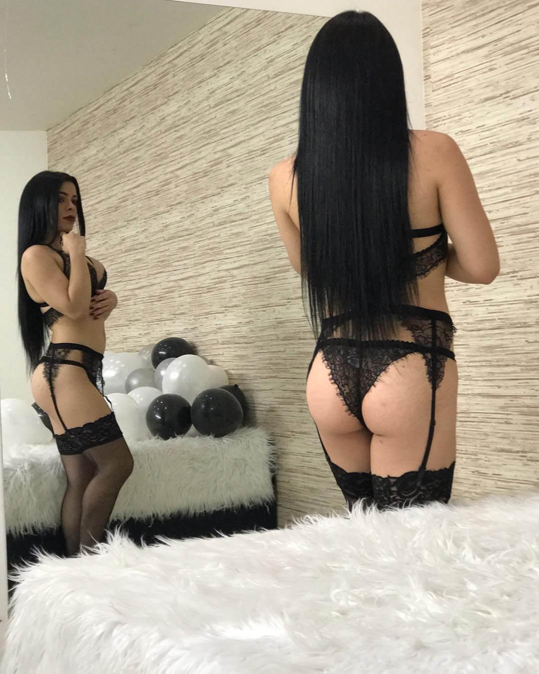 Salome Acosta jovencita transexual
