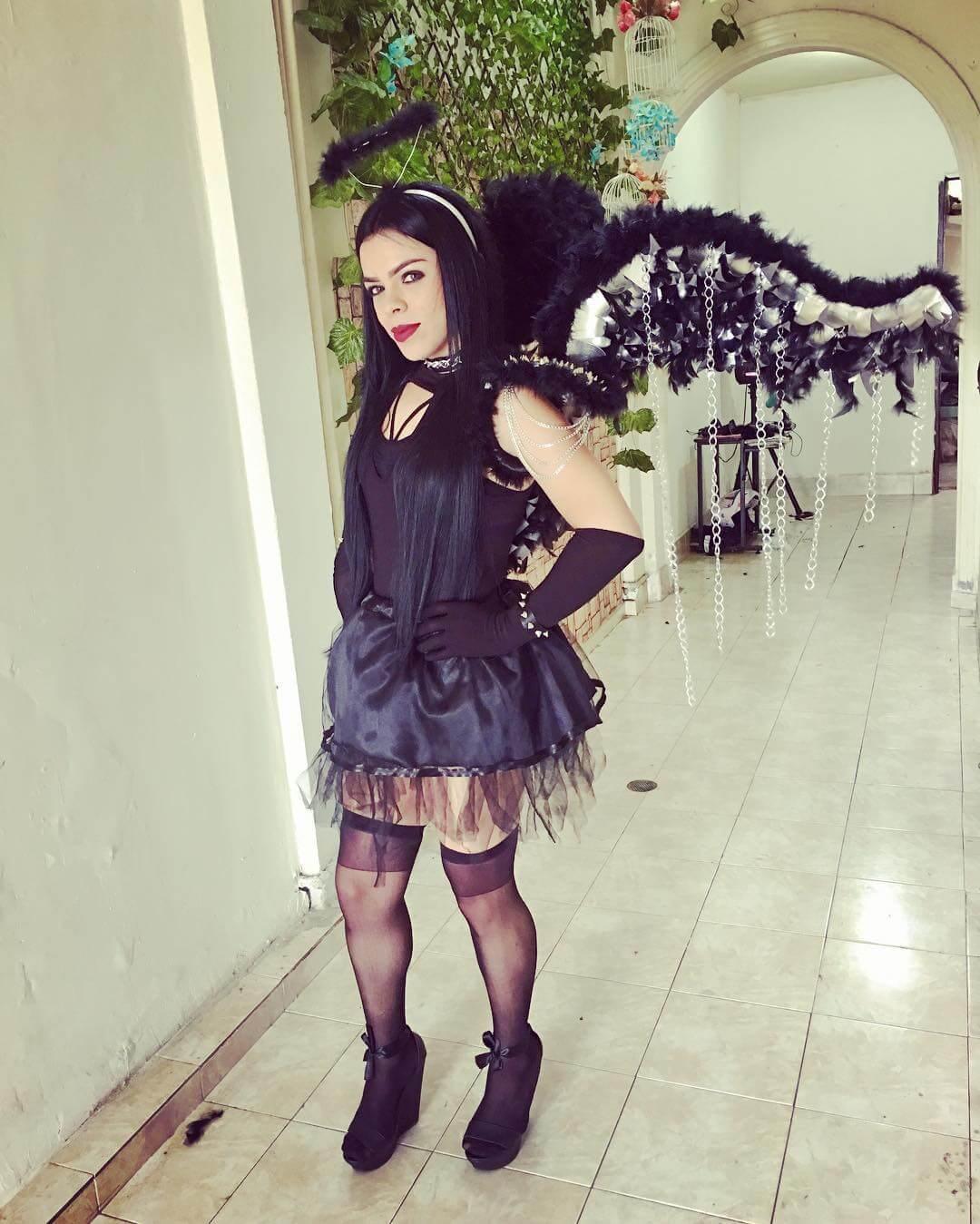Salome Acosta tgirl