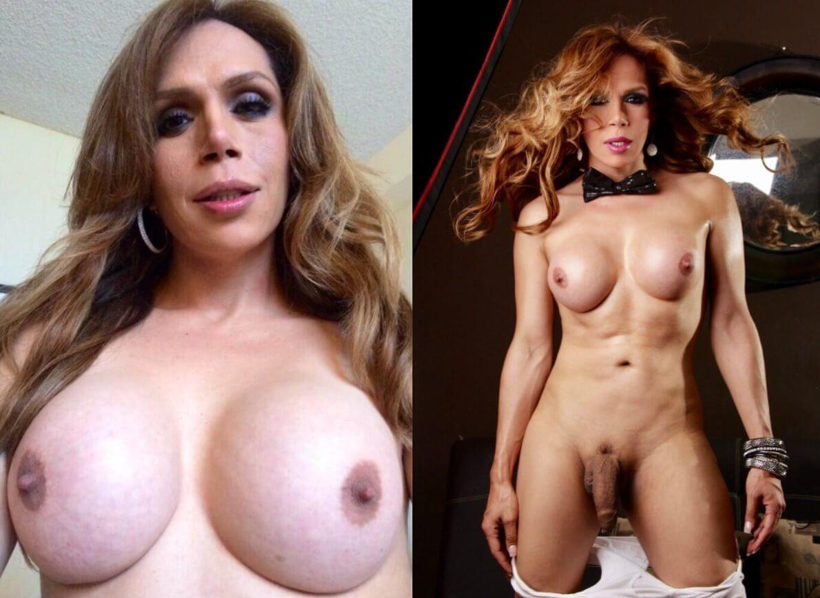 Sofia Sanders Shemale Mexicana Pornstar