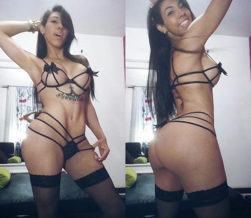 Transexual Colombiana trannytube