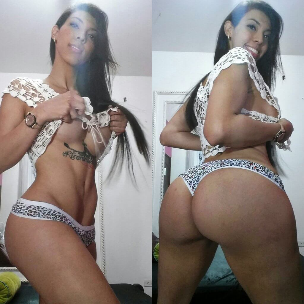 shemale colombiana