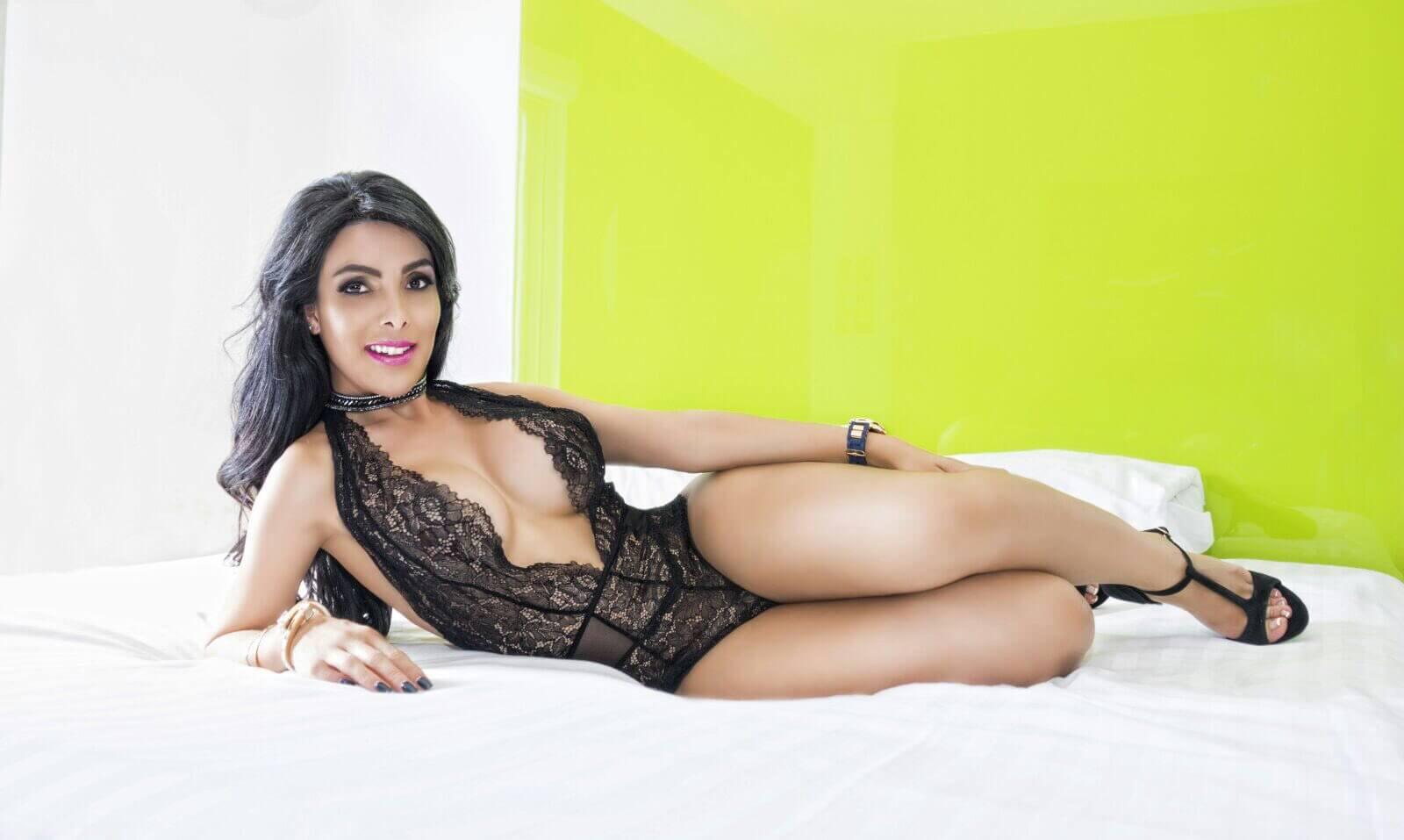 Paola Ferratti transexual