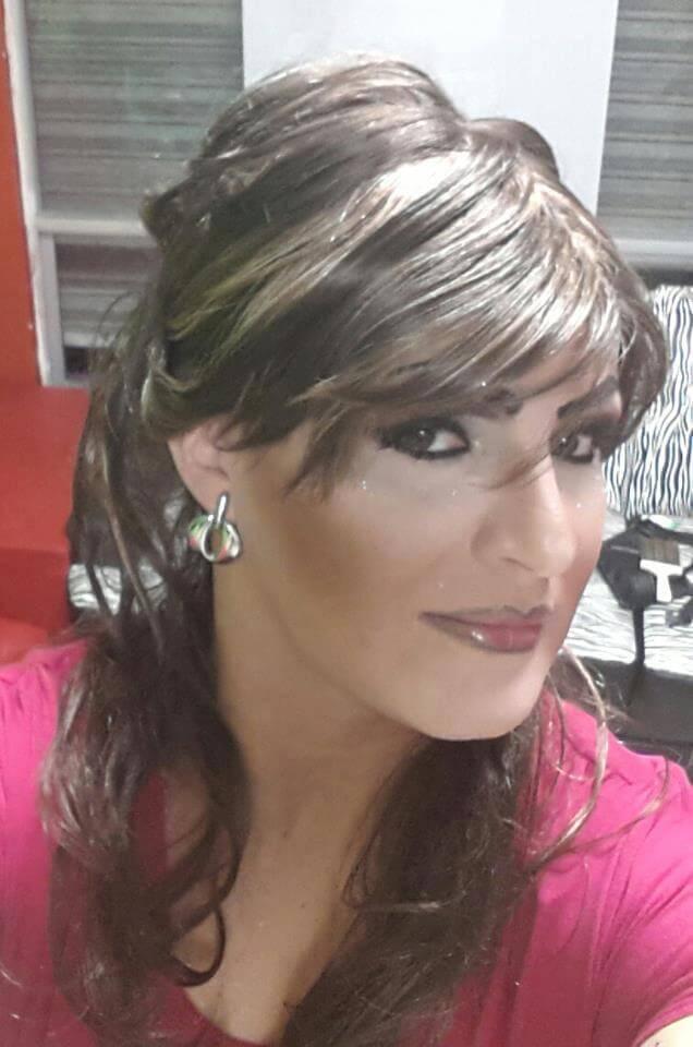 Priscila Sol linda trans