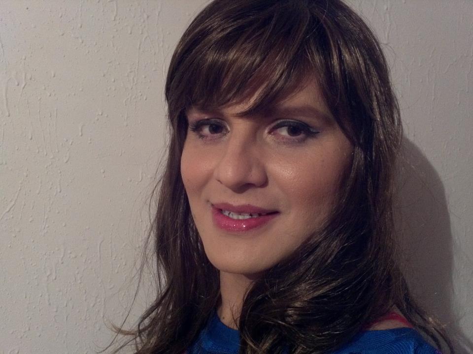 Priscila Sol travesti de closet