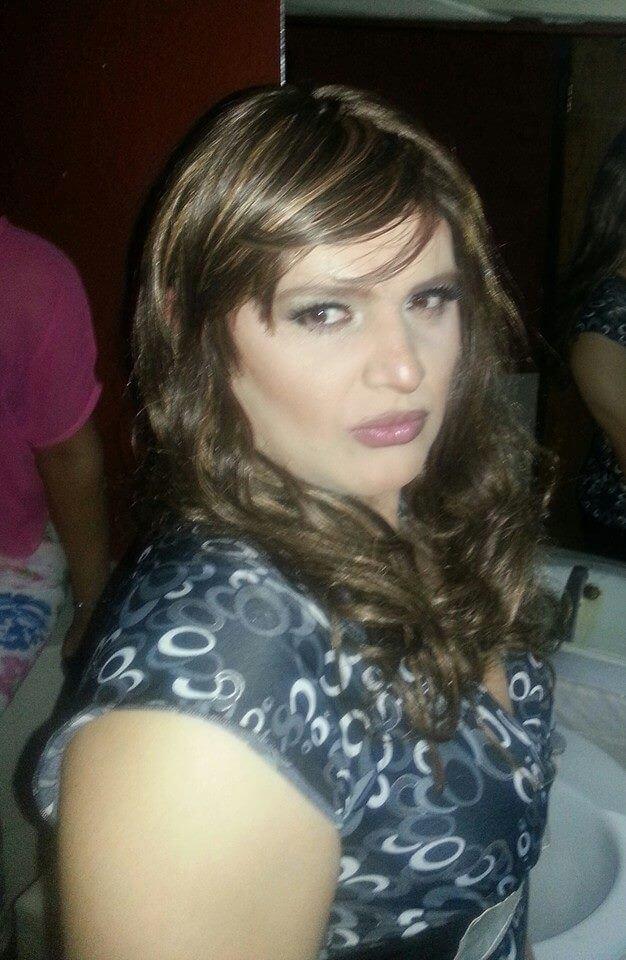 Priscila Sol travesti mexicana