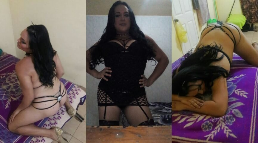 Sharon Saenz Escort Transexual de Chihuahua