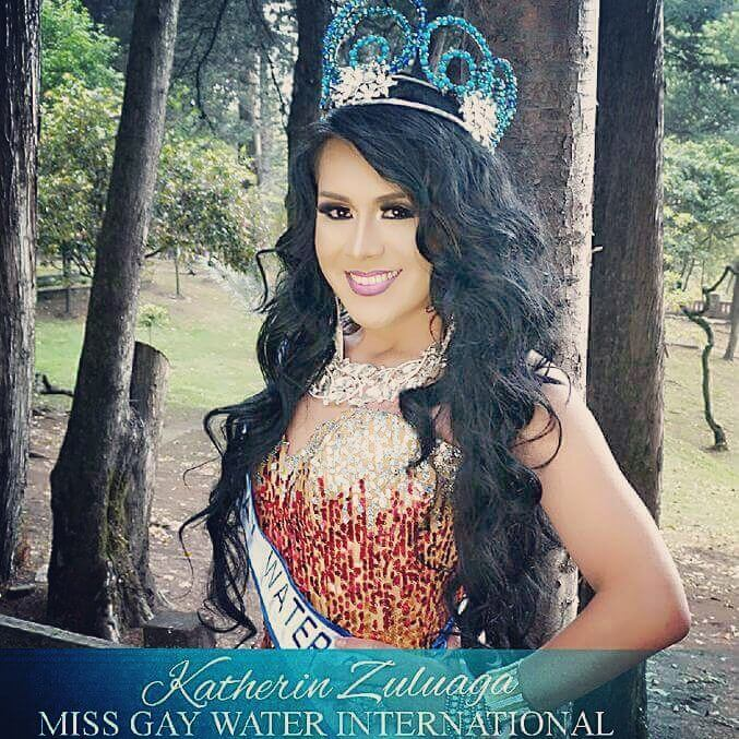 katherin zuluaga Miss Earth Water Internacional