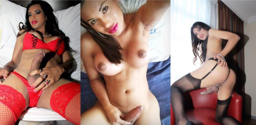 SilvanaSilva Transexual Escort