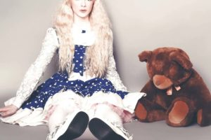 alicia snow doll tranny