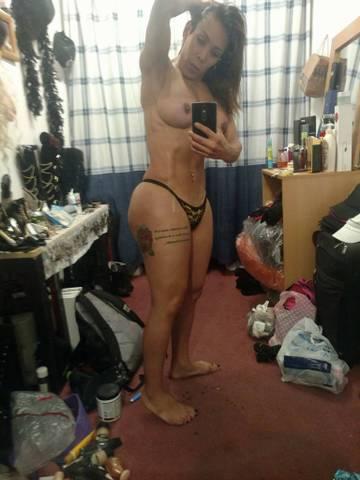 Ambar Godoy transexual fitness