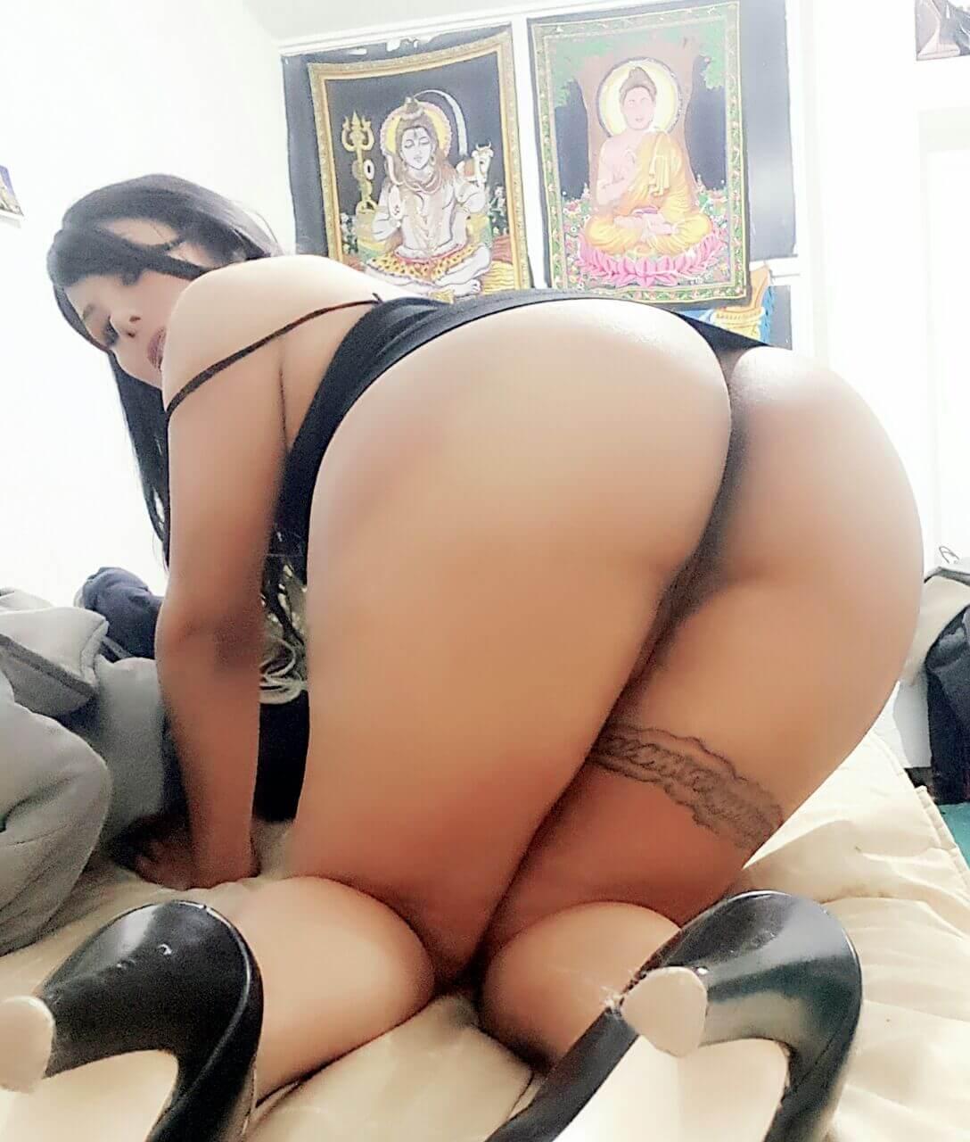 Denisse Naima Rosse fotos porno
