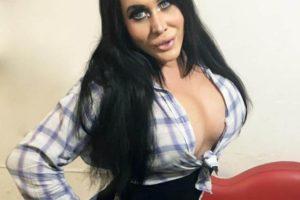 sina latina trans tetona