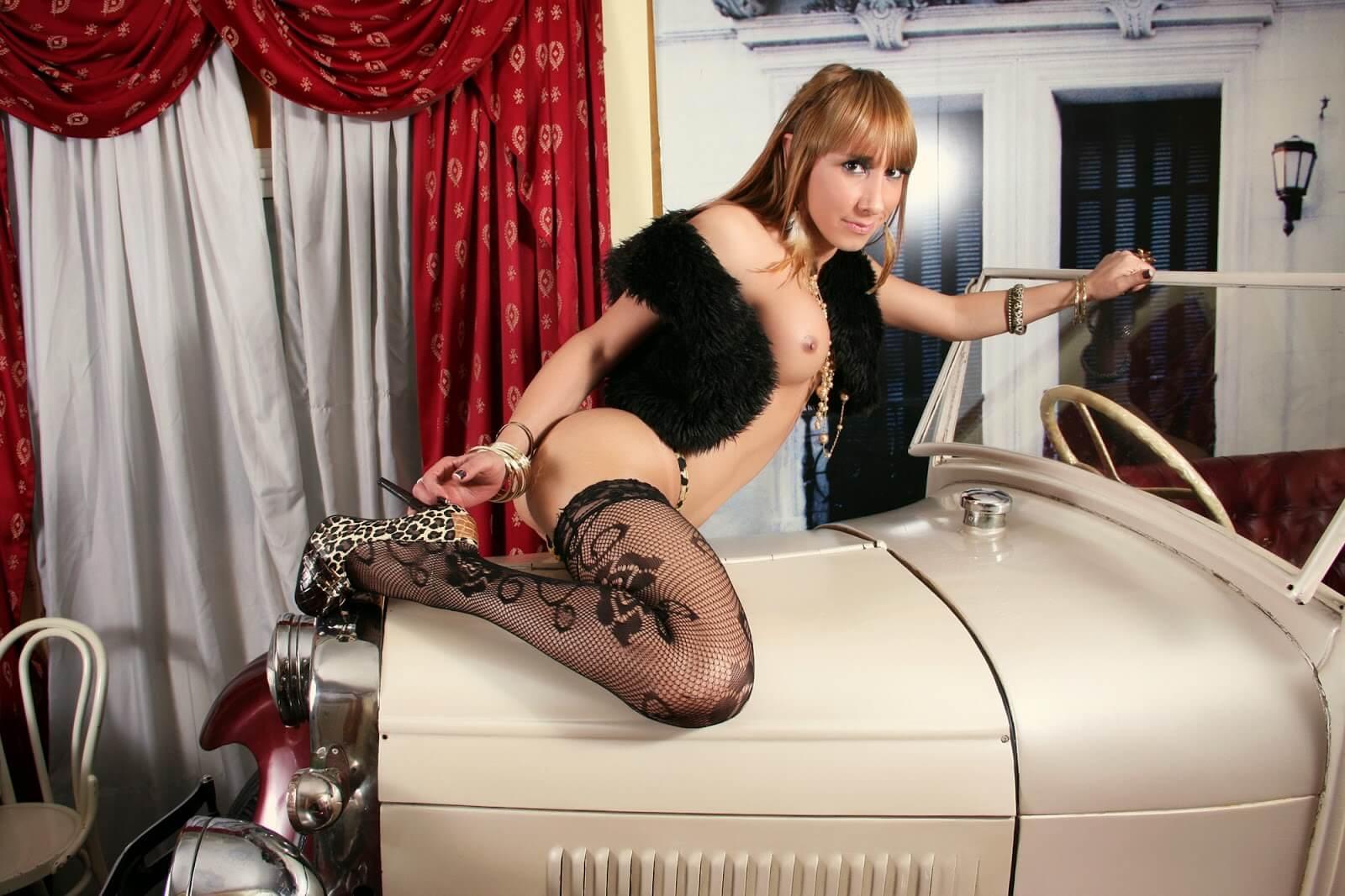 Julieta Bianco transsexual