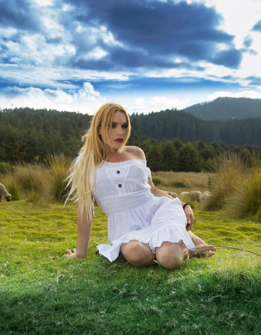 Aracely Campos activista transexual