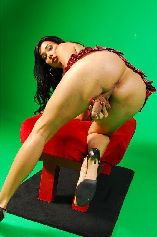 Vaniity tranny big ass