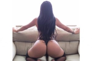 Bruna Butterfly tranny big ass